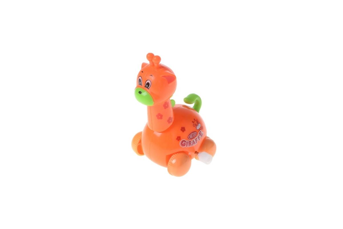 Заводная игрушка жираф IE444