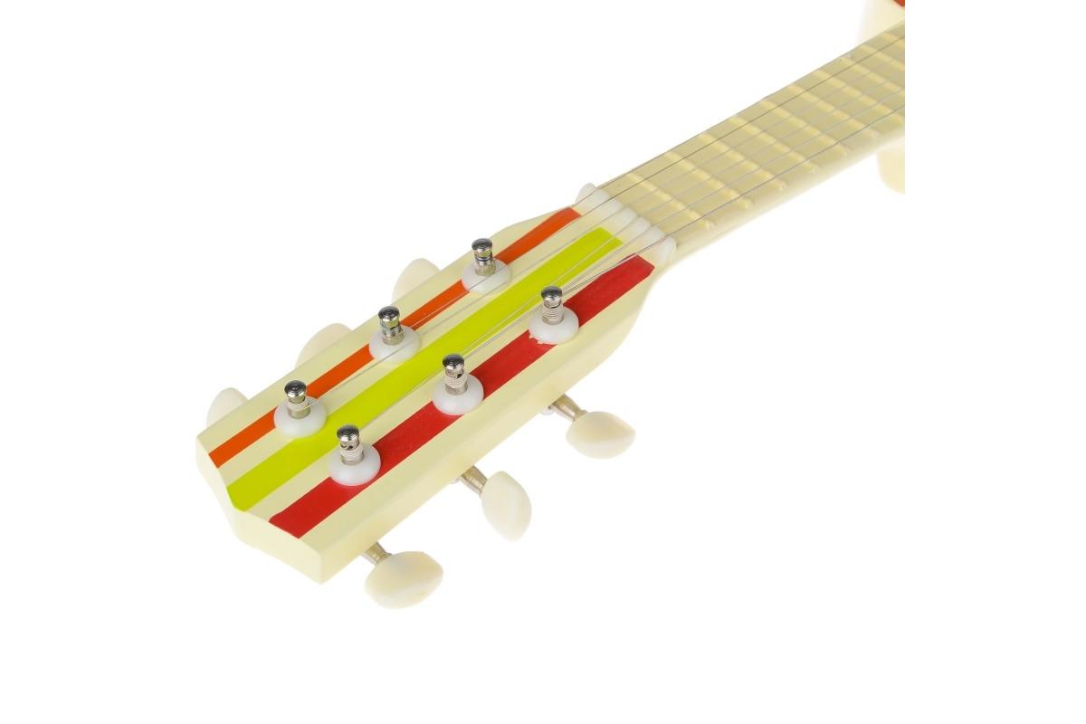 Игрушечная деревянная гитара IE183