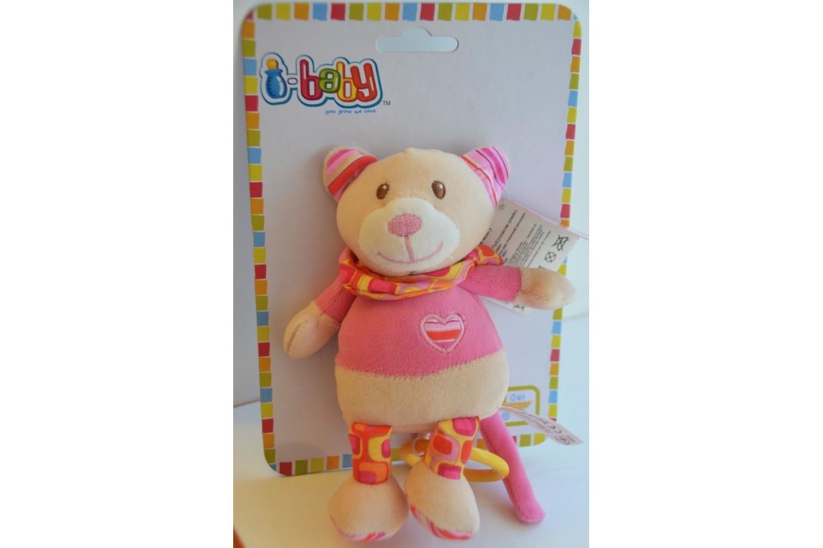 Игрушка для младенцев Музыкальный медвежонок IK57