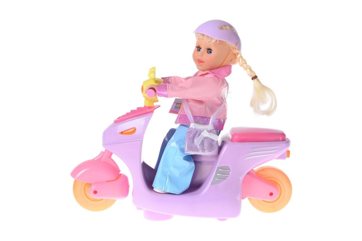 Кукла на мотоцикле ID5