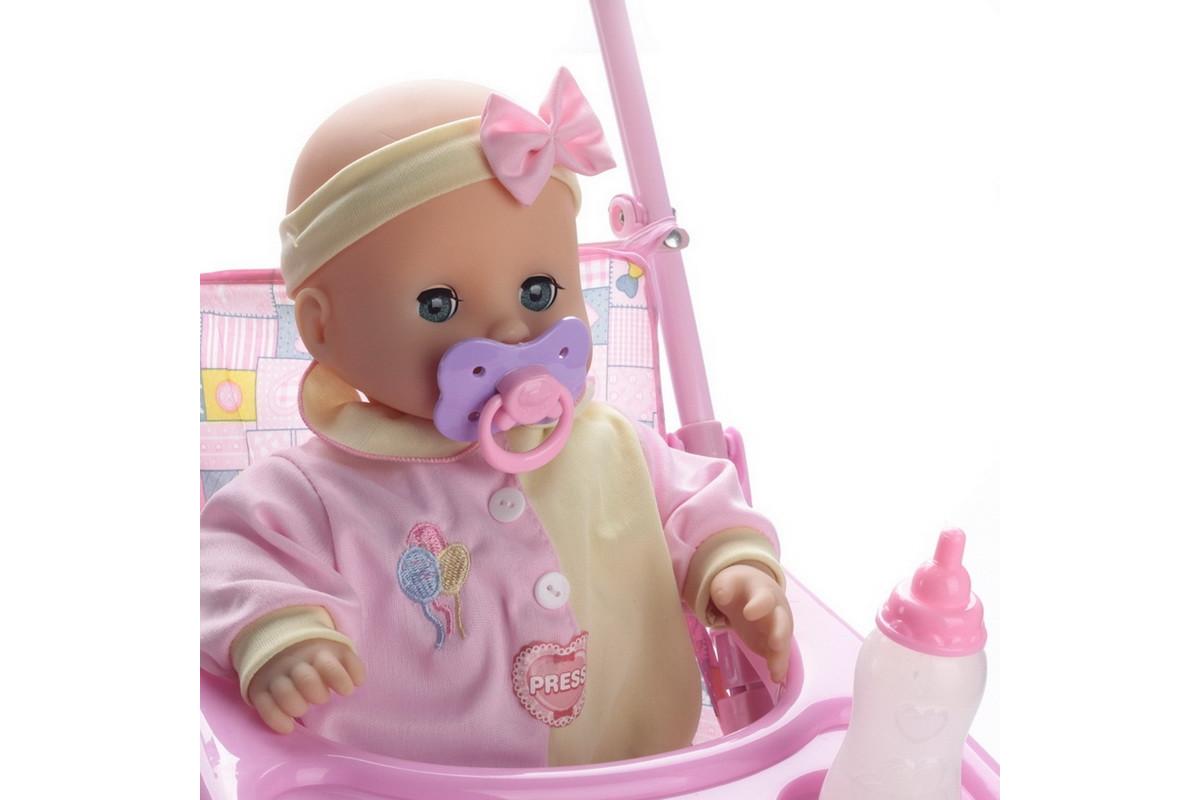 Кукла малыш с коляской ID116