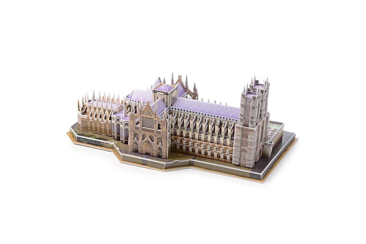 3D Пазл Вестминстерское аббатство IE631