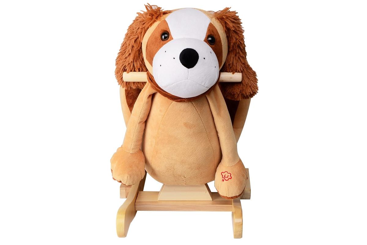 Кресло-качалка собака IS3