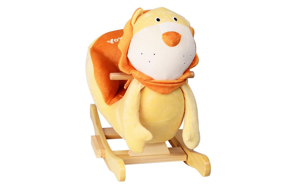 Кресло-качалка лев IS1