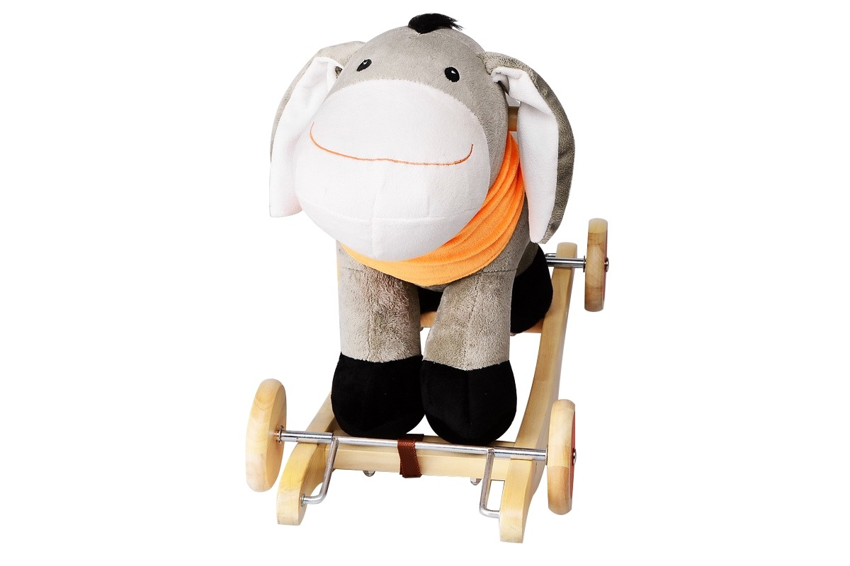 Кресло-качалка ослик IS7