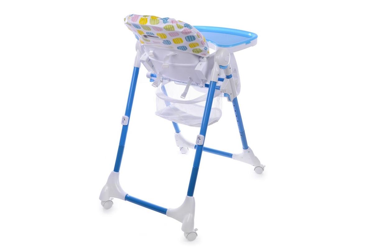 Стульчик для кормления детский (синий) SK1