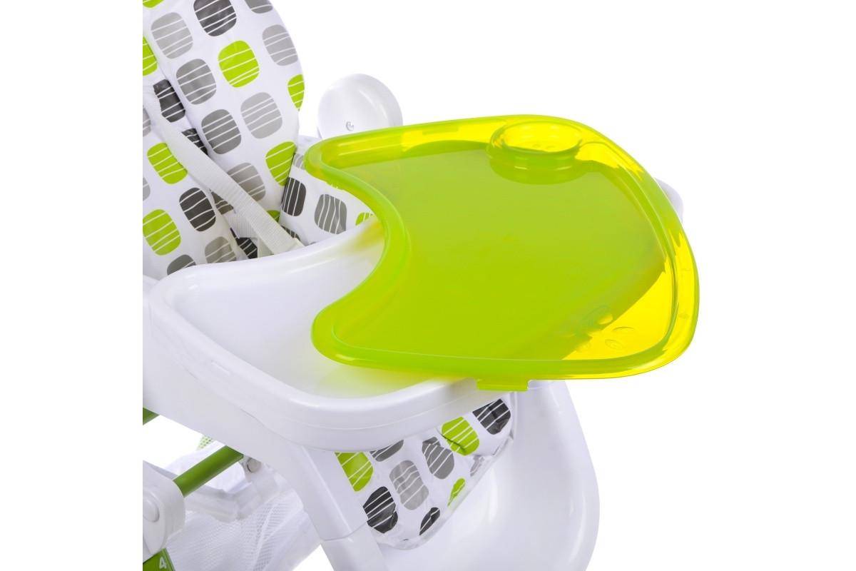 Стульчик для кормления детский (зеленый) SK1