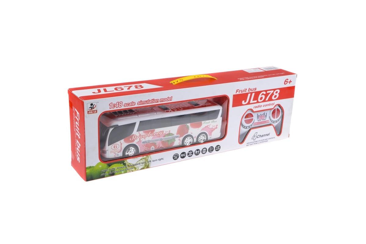 Автобус клубничный IM321