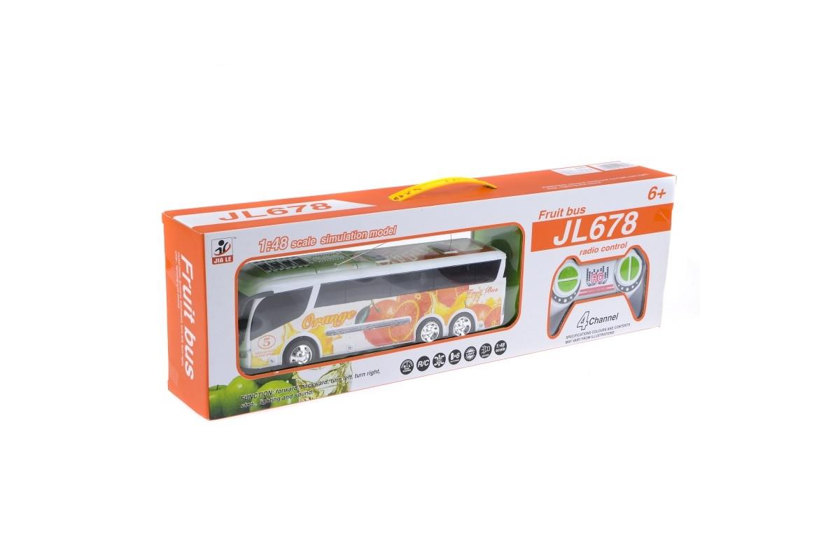 Автобус цитрусовый IM322