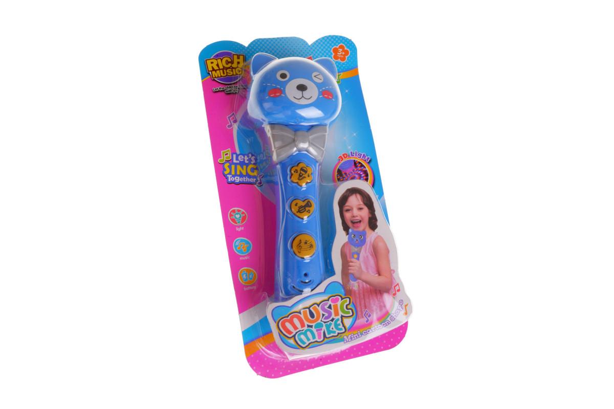 IE712 Детский игрушечный микрофон