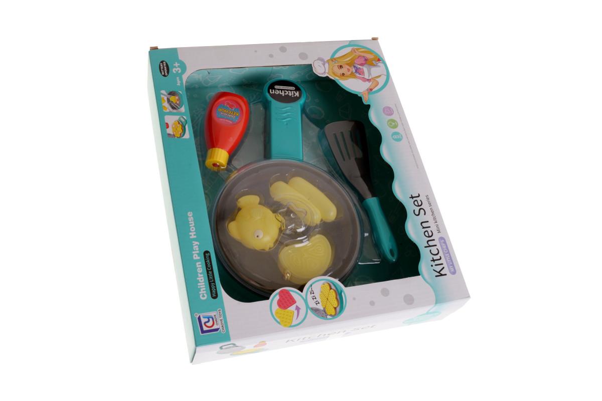 IE738 Сковорода кухонный набор