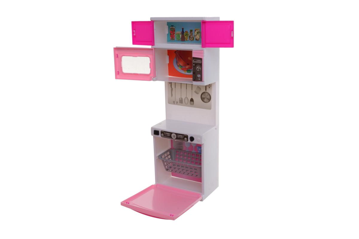 ID212 Кухня для куклы