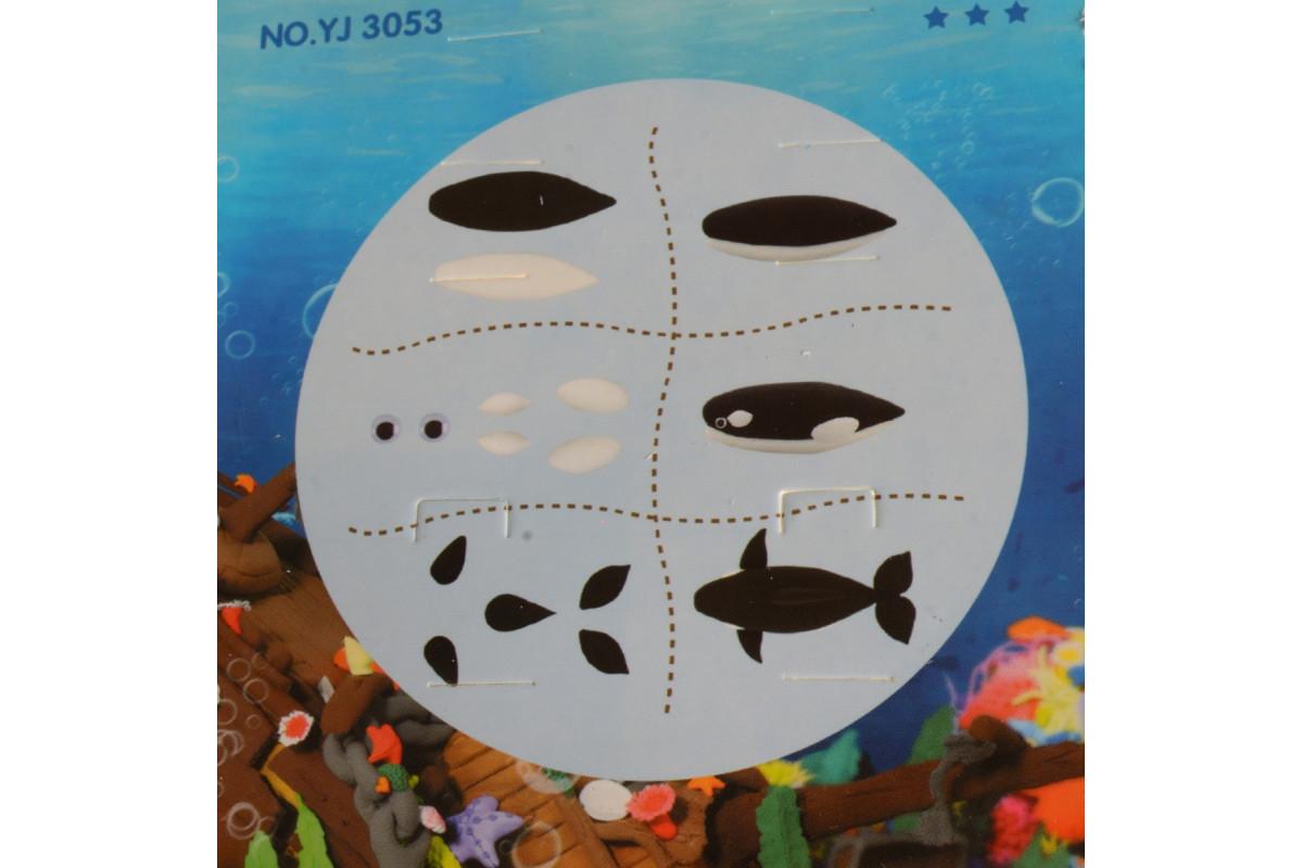 IR40 Фигурки океана, набор для лепки