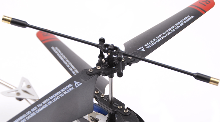 вертолеты на радиоуправлении с флайбаром