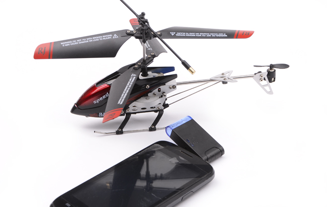 вертолет на радиоуправлении android ios