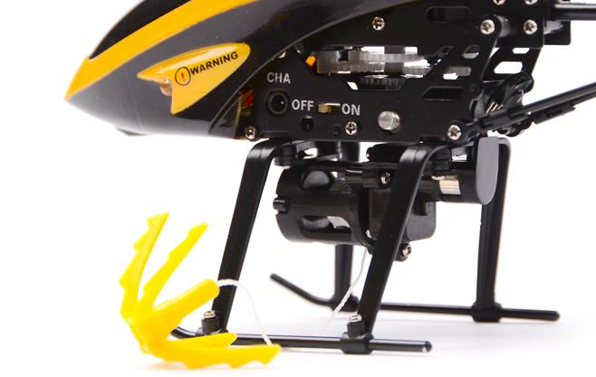 Грузовой вертолет на радиоуправлении